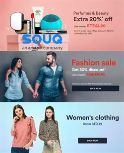 Souq offers in the Abu Dhabi catalogue