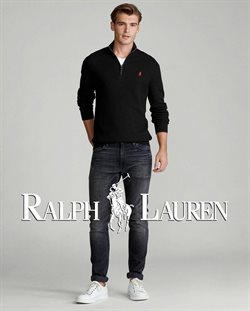 Ralph Lauren offers in the Abu Dhabi catalogue