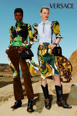 Versace offers in the Dubai catalogue