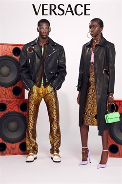 Versace catalogue ( More than a month )