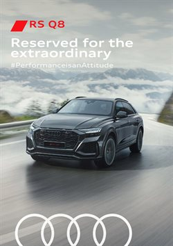 Cars, Motorcycles & Accesories offers in the Audi catalogue ( 1 day ago )
