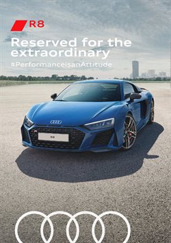 Audi offers in the Audi catalogue ( Expires tomorrow)