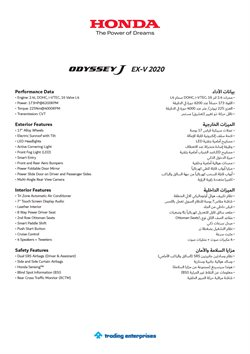 Cars, Motorcycles & Accesories offers in the Honda catalogue ( 1 day ago )