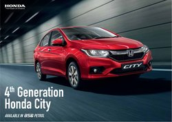 Cars, Motorcycles & Accesories offers in the Honda catalogue ( More than a month)