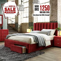 United Furniture offers in the Dubai catalogue