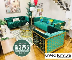 United Furniture catalogue in Abu Dhabi ( Expires today )