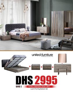 United Furniture catalogue ( 14 days left )