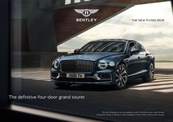 Cars, Motorcycles & Accesories offers in the Bentley catalogue in Abu Dhabi