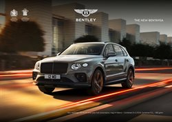 Cars, Motorcycles & Accesories offers in the Bentley catalogue ( More than a month )
