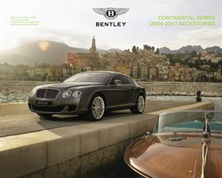 Bentley offers in the Dubai catalogue