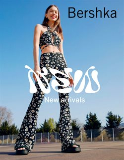Bershka catalogue in Ajman ( More than a month )