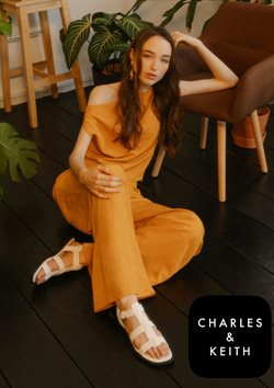 Charles & Keith offers in the Sharjah catalogue