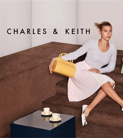 Charles & Keith offers in the Dubai catalogue
