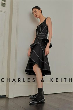 Charles & Keith catalogue ( More than a month )