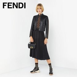 Clothes, Shoes & Accessories offers in the Fendi catalogue ( More than a month)