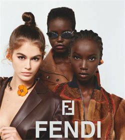 Fendi offers in the Abu Dhabi catalogue