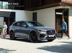 Jaguar offers in the Jaguar catalogue ( 30 days left)