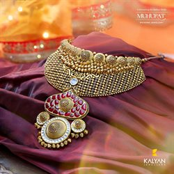 Kalyan Jewellers offers in the Dubai catalogue
