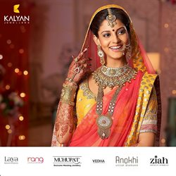 Kalyan Jewellers offers in the Sharjah catalogue