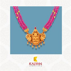 Kalyan Jewellers catalogue ( Expired )