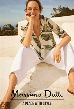 Massimo Dutti offers in the Abu Dhabi catalogue