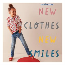 Babies, Kids & Toys offers in the Mothercare catalogue ( Expires tomorrow )