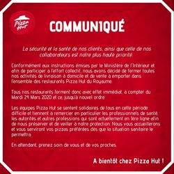 Pizza Hut catalogue ( 19 days left )