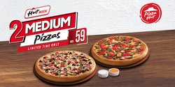 Restaurants offers in the Pizza Hut catalogue ( Published today)