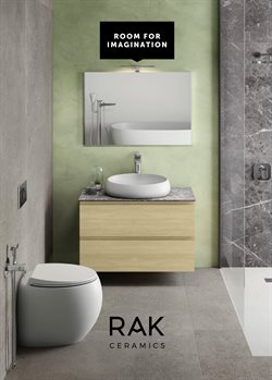 Rak Ceramics catalogue ( Expires tomorrow )
