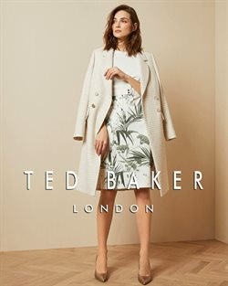 Ted Baker catalogue in Dubai ( 10 days left )