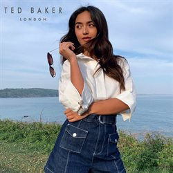Ted Baker catalogue ( 25 days left )