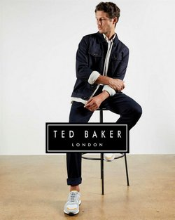 Ted Baker catalogue in Mussafah ( More than a month )