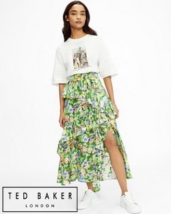 Ted Baker offers in the Ted Baker catalogue ( 14 days left)