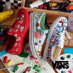 Vans offers in the Vans catalogue ( 30 days left)