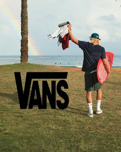 Clothes, Shoes & Accessories offers in the Vans catalogue ( 2 days ago)