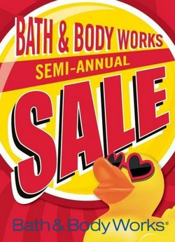 Bath & Body Works offers in the Bath & Body Works catalogue ( 13 days left)