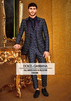Dolce & Gabbana offers in the Sharjah catalogue