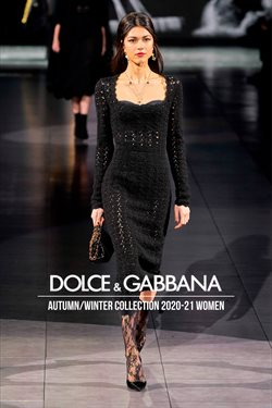Dolce & Gabbana catalogue ( Expired )