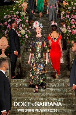 Dolce & Gabbana catalogue in Dubai ( Expired )