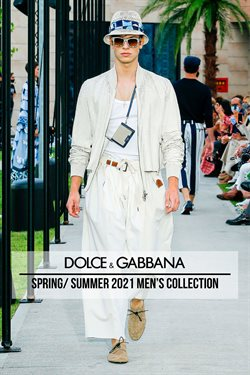Dolce & Gabbana catalogue in Mussafah ( Expired )