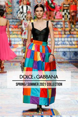 Dolce & Gabbana catalogue ( More than a month )