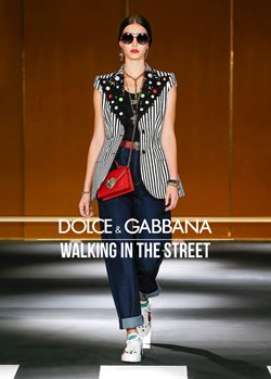 Dolce & Gabbana offers in the Dolce & Gabbana catalogue ( More than a month)