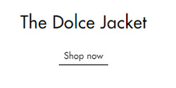Dolce & Gabbana coupon ( 9 days left )