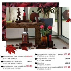 Offers of Table in Red Tag
