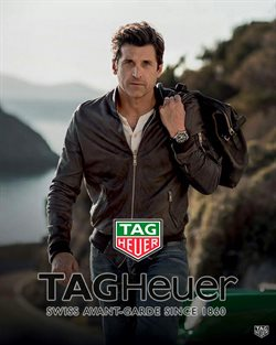 Tag Heuer catalogue in Abu Dhabi ( 15 days left )