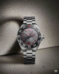 Tag Heuer catalogue ( 12 days left )