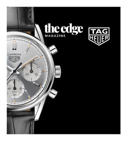 Tag Heuer catalogue in Sharjah ( Expired )