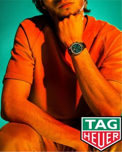 Tag Heuer offers in the Tag Heuer catalogue ( Expires today)