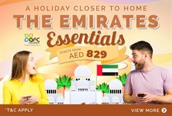 AFC Holidays catalogue in Sharjah ( Expired )