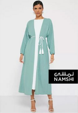 Namshi offers in the Namshi catalogue ( More than a month)